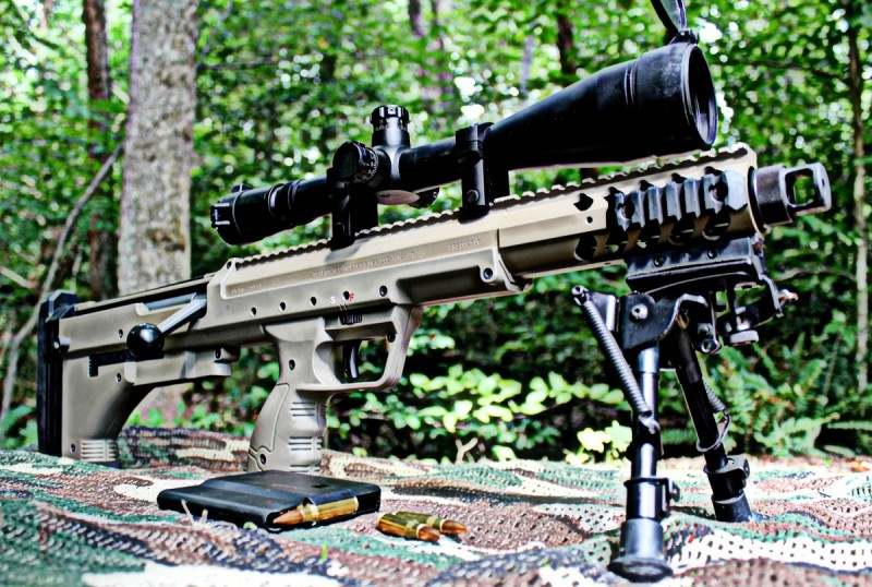 """The SRS-A1 is no """"concept gun"""" and performs as well as it claims."""