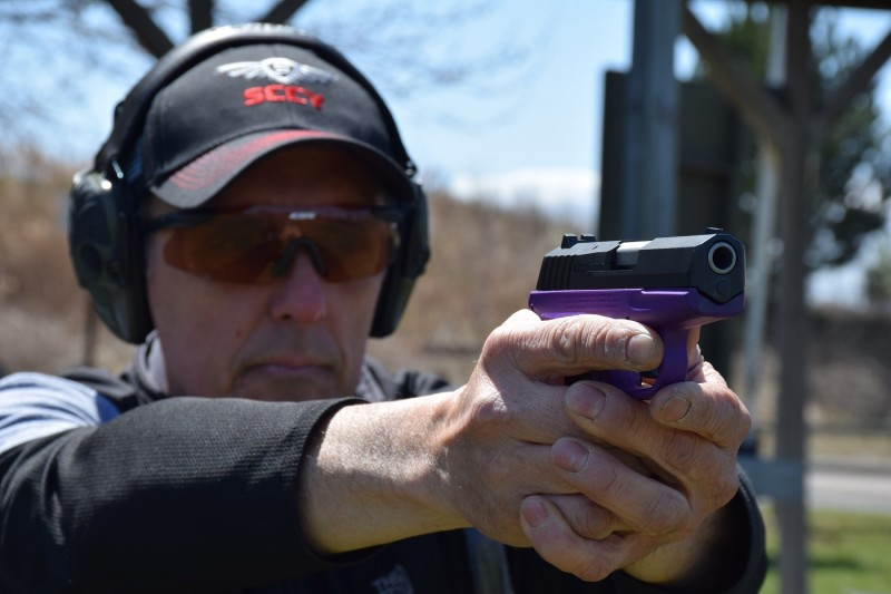 The CPX-2 is fun to shoot and easy to carry—what else could you ask for in a carry gun?