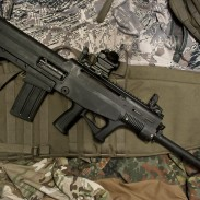 The LA K12 Puma is a unique bullpup shotgun that's only recently arrived to Canadian shores.