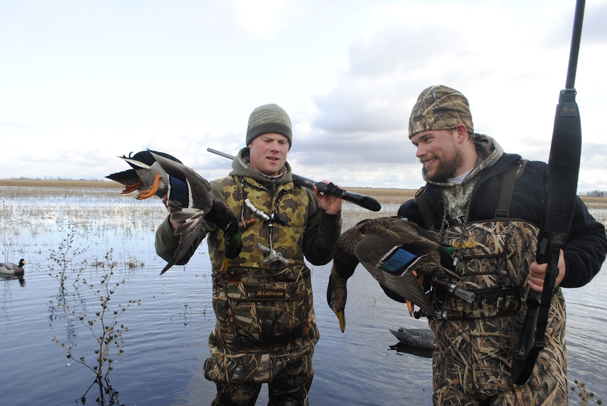 Michigan 39 s 7 managed waterfowl hunt areas offer unparalled for Michigan one day fishing license