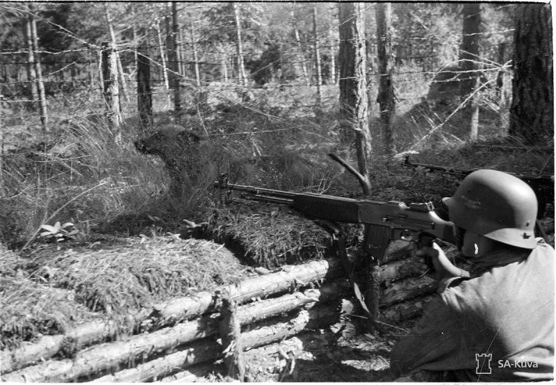 31 Unique World War Two Pictures from the Finnish Wartime