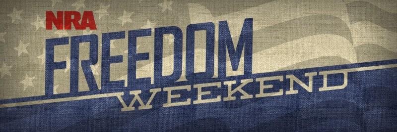 NRA Freedom Weekend