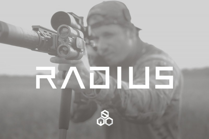 SilencerCo Weapons Research unveiled their first offering in the Radius rangefinder.