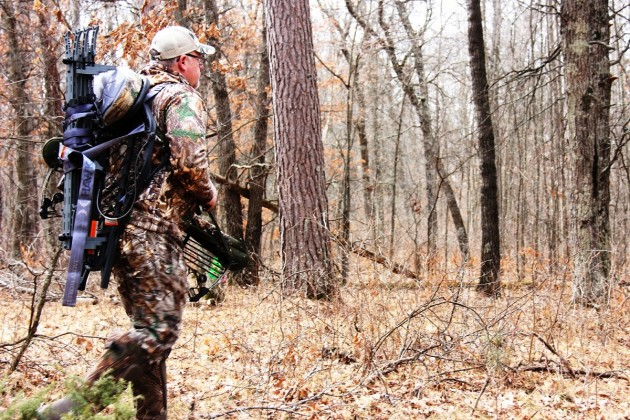 A hunting trip can involve a lot of miles walked and a lot of hard work to be successful. Splitting the workload with a partner can be a big benefit, but that also means you have to split up the best hunting spots.