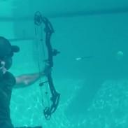 underwater bow