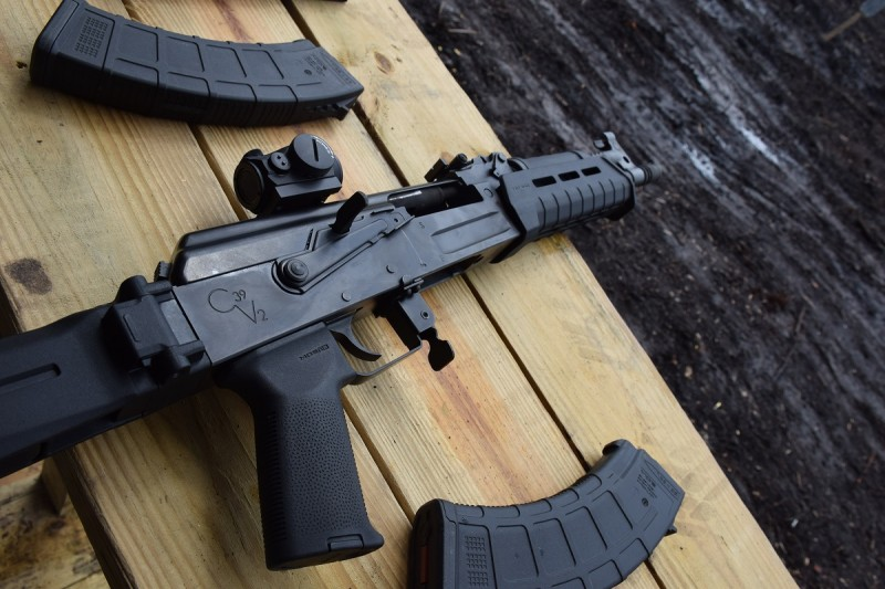 The C39V2 SBR is expected to retail for around $1,100, not including $200 tax stamp.