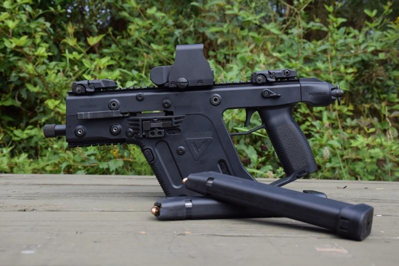 The 9x19mm Kriss Vector SDP.