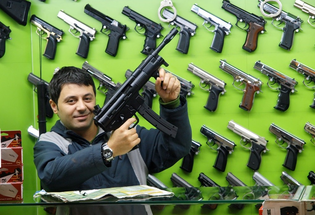 Gun Prices from 9 Other Countries Besides the US | OutdoorHub