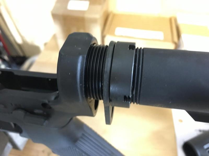 remove extension tube