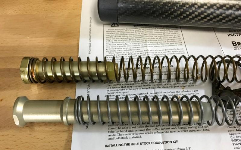 rifle and carbine buffers