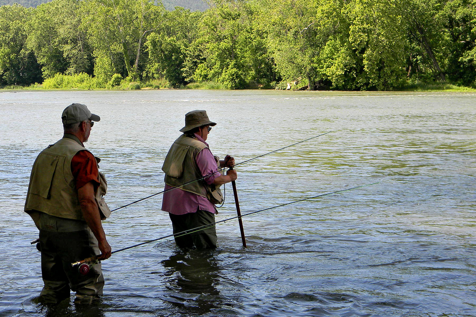 The 10 unspoken rules of fishing outdoorhub for Healing waters fly fishing