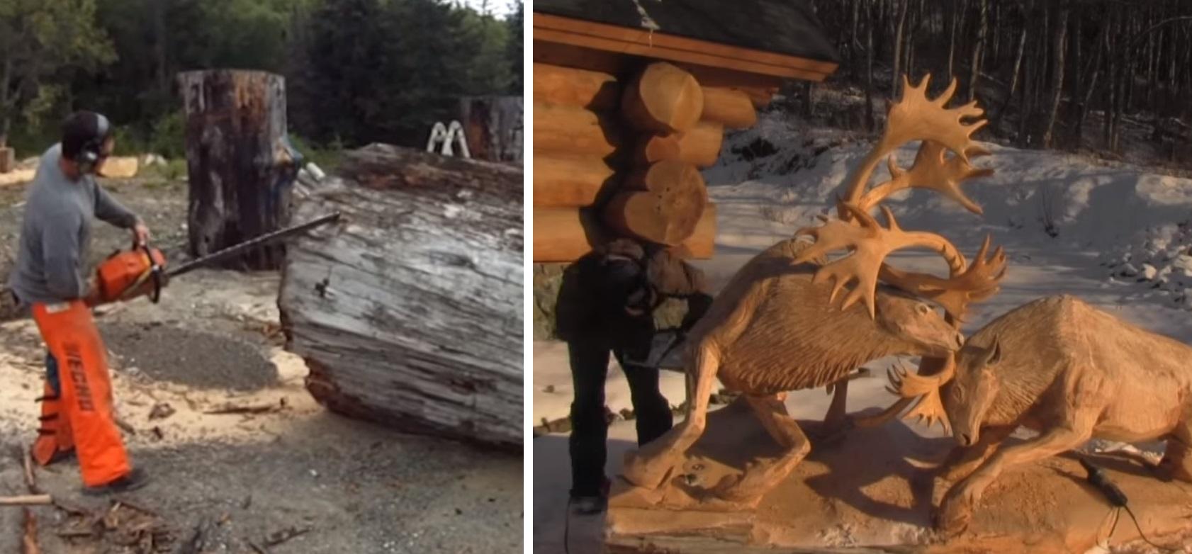 Carving with ian norbury michael keller woodcarving