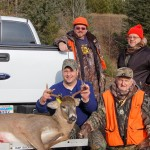 It's a family affair when the Gwizdz clan goes deer hunting.