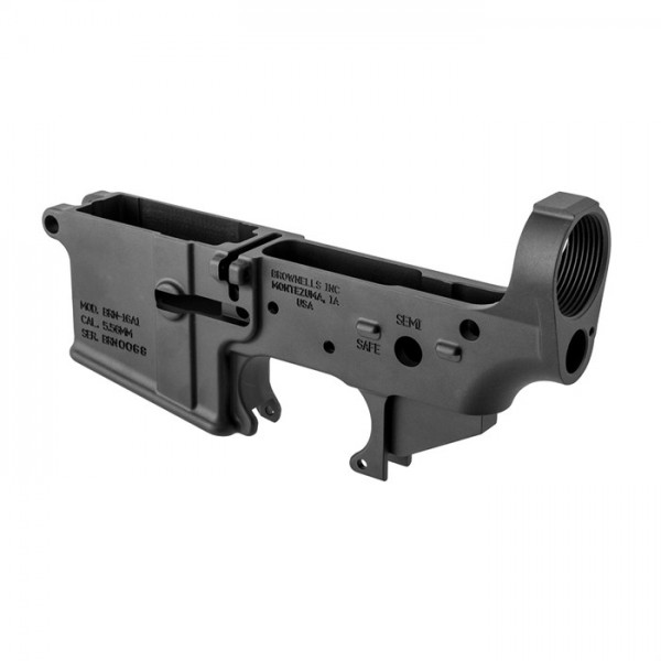 Brownells M16 receiver