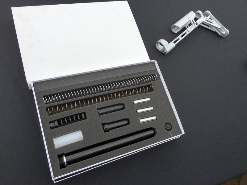 Cobalt Kinetics Buffer Kit