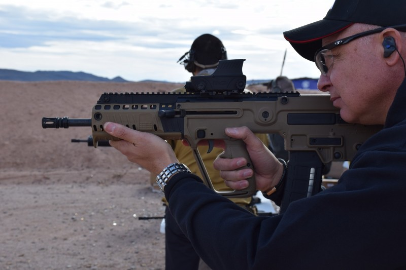 A left-side view of the FDE X95.