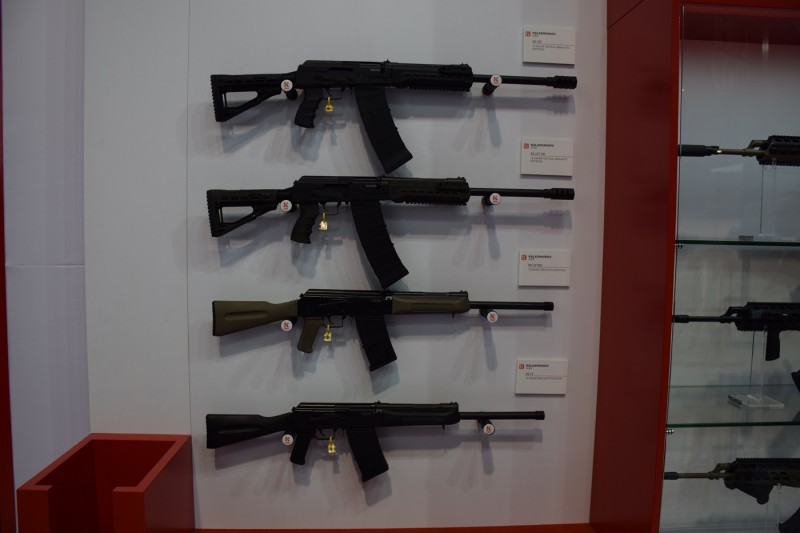 KS-12 shotguns.