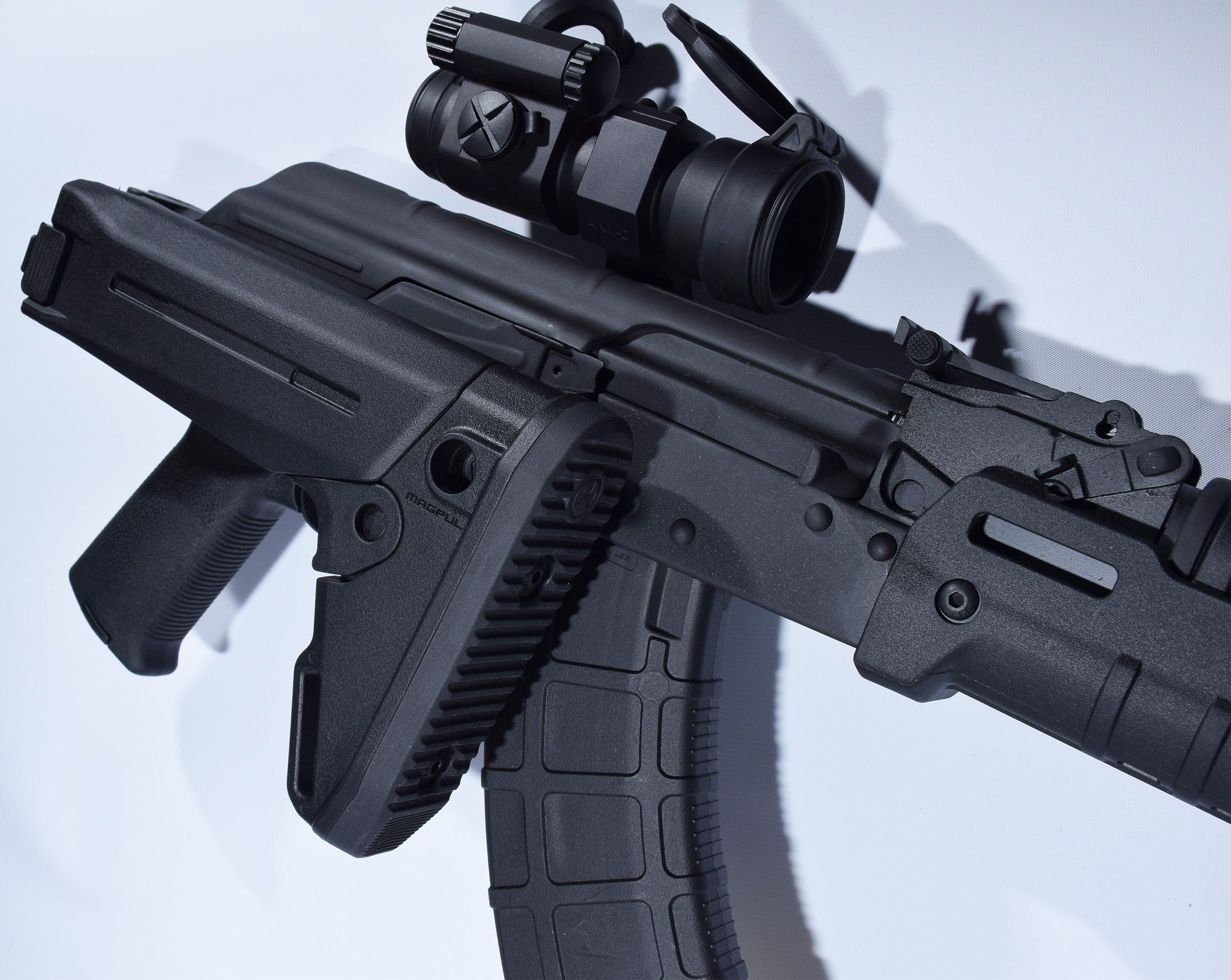 Magpul Zhukov AK-47 Stock Review (with Saiga SGL-21 ...