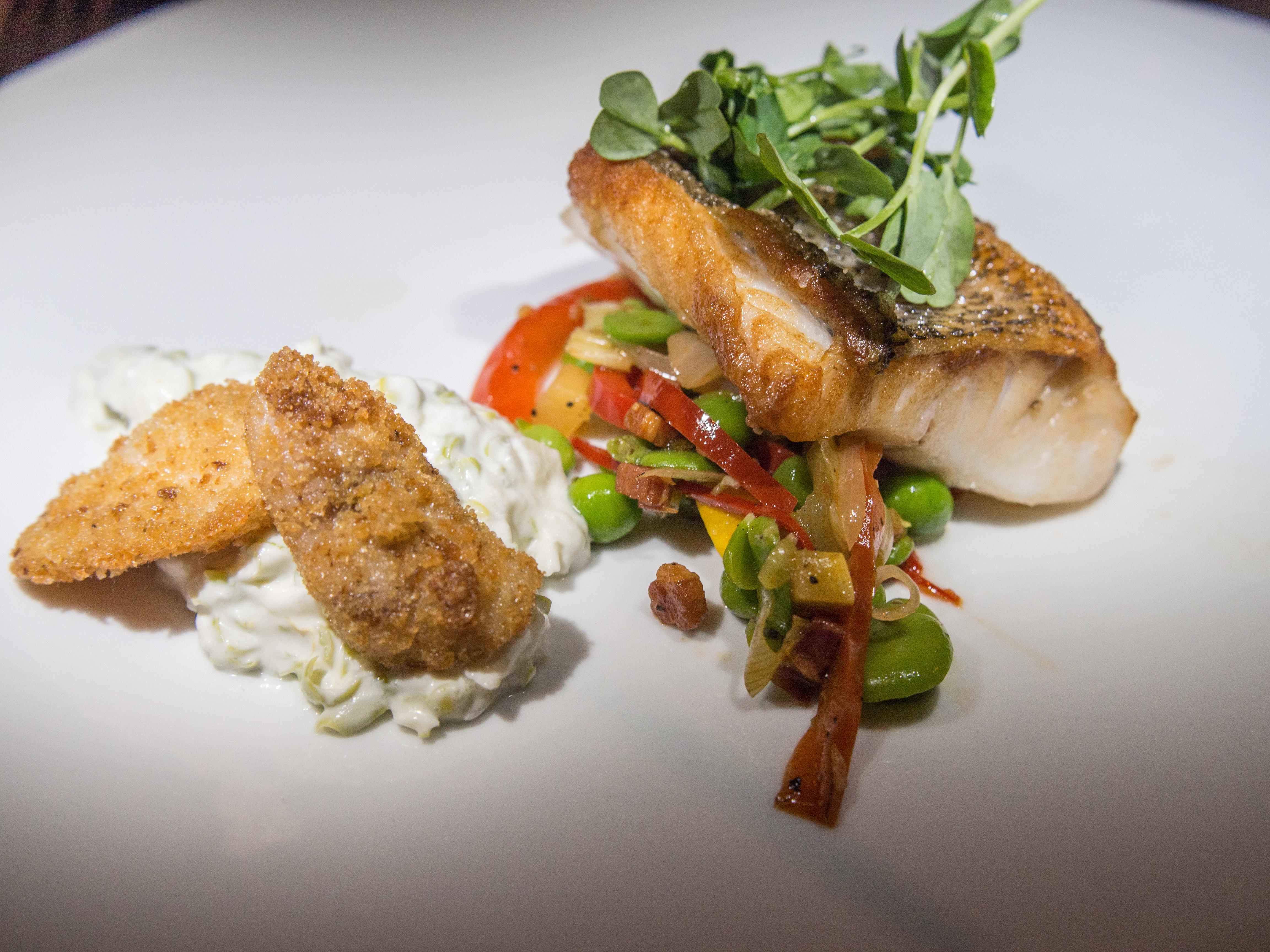 Perch vs cod taste for Cod fish nutrition