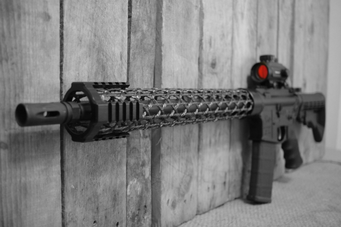 Video Is This The Lightest Ar Handguard In The World