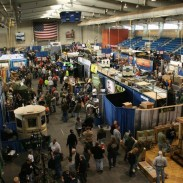 Every year, the Great American Outdoor Show draws hundreds of thousands to Harrisburg, Pennsylvania.