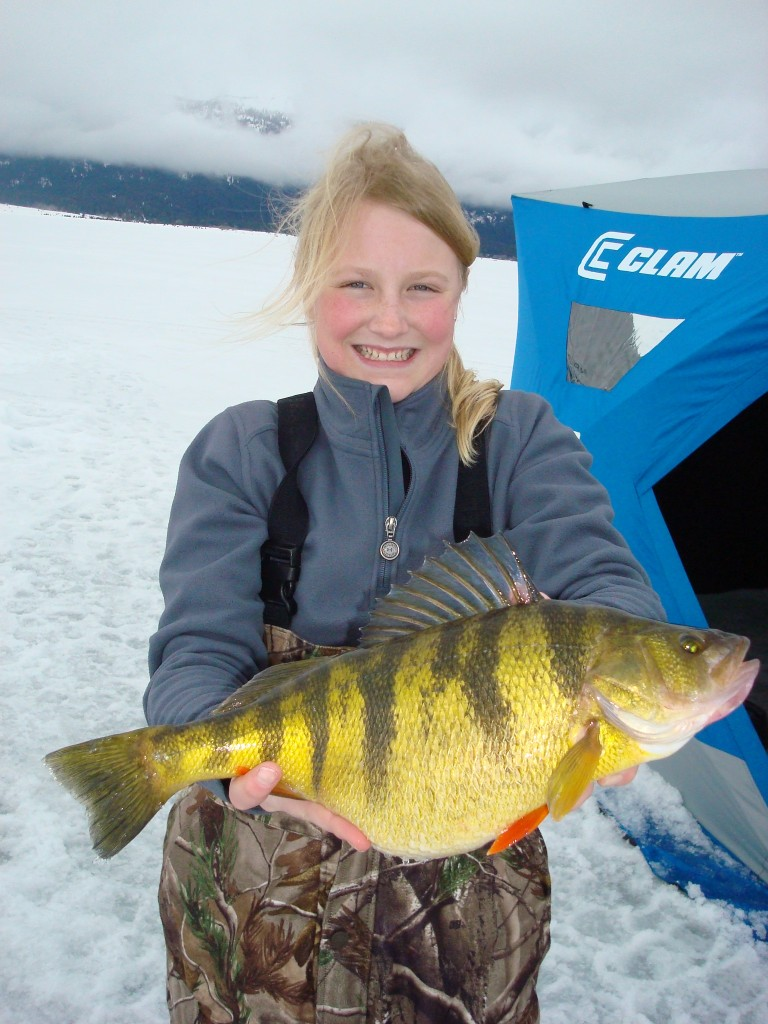 The 5 biggest ice fishing catches in recent history for Ice fishing idaho