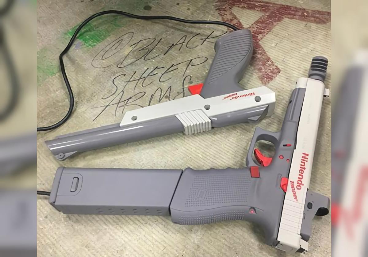Video The Nintendo Glock Zapper In Action Outdoorhub