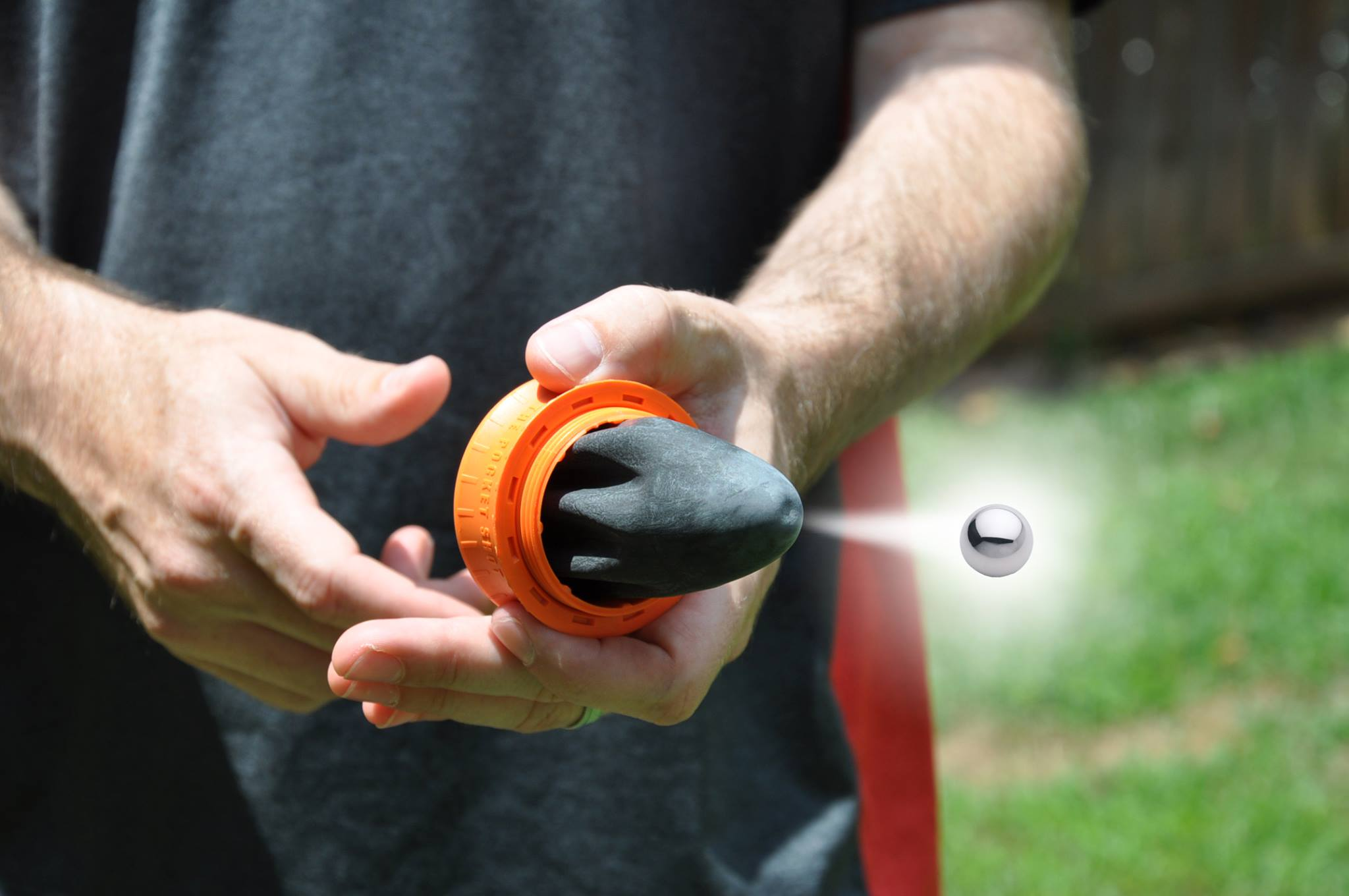 This Strange Device Is Meant To Hunt Small Game Outdoorhub