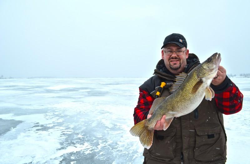 Why do it? 10+ pound walleyes will make you forget about anything bad in your life!