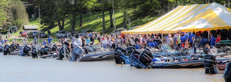 The 2016 event is June 4 and is expected to draw a full field of 150 boats/ 300 anglers.