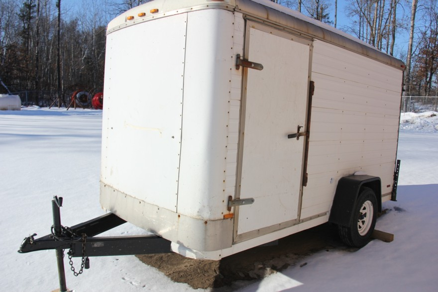 I have long thought it would be nice to have all my DIY hunting gear in one place—a trailer that would allow me to both store and haul gear. Here's how I made one.