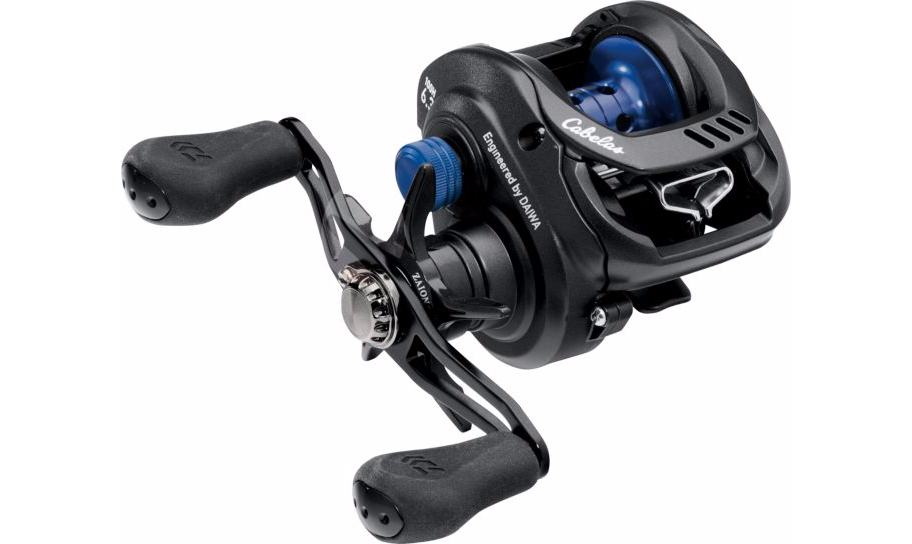 Tactics for catching big spring bass outdoorhub for Cabela s fishing reels