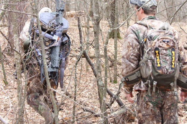 Being mobile is a part of being successful in DIY public land hunting. Having the right gear can make your hunt more comfortable and increase your odds of success.