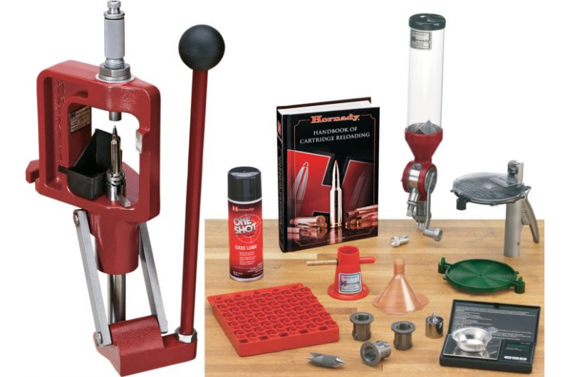 Hornady Lock-n-Load Classic Reloading Press Kit