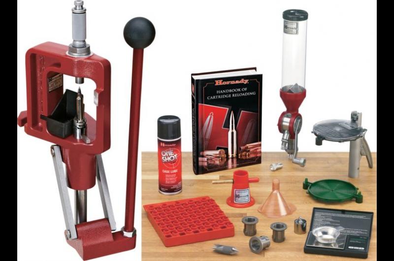 Hornady Lock-n-Load Classic Reloading Press Kit