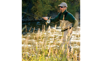 Mens Premium Breathable Wader lifestyle