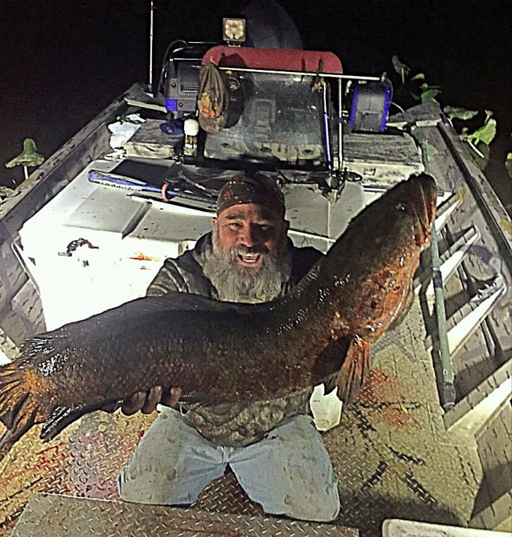 Missouri anglers keep catching state records outdoorhub for Missouri state record fish