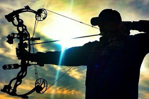 Archery practice Facebook April 3 2015 6-13-16