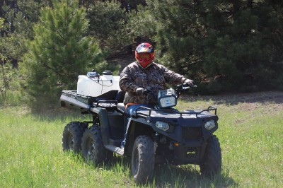 The 2017 Polaris Sportsman Big Boss is one of the better tools for land management to come from the ATV industry in recent years.