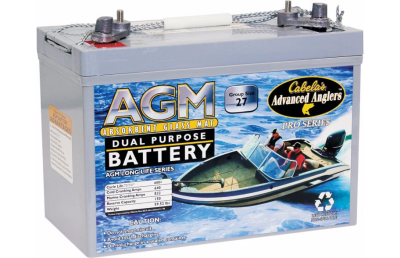 Cabela's Battery series 27 6-3-16