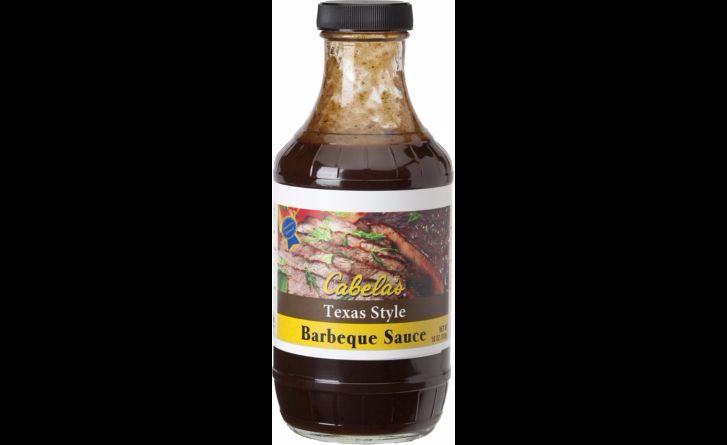 Cabela's Texas Style BBQ Sauce 6-23-16