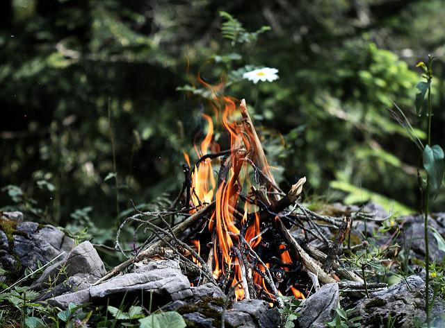 Campfire (Flickr, Mathias Erhart) 6-10-16