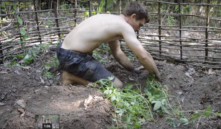 Primitive garden 6-28-16