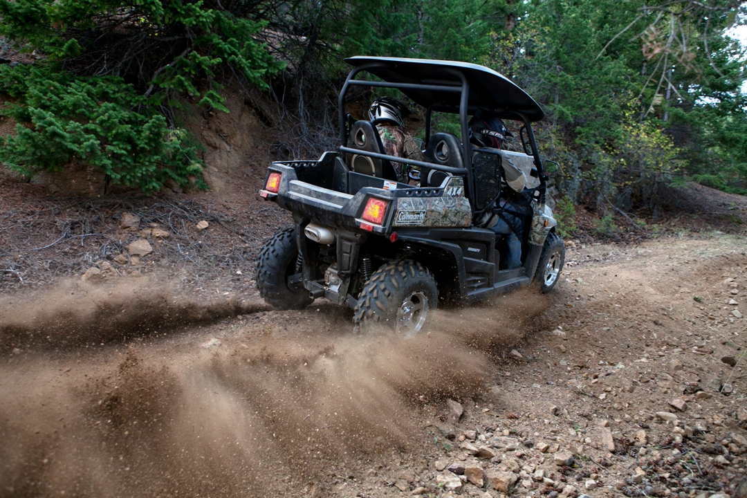 Hunt Smarter With Help From Atvs And Side By Sides