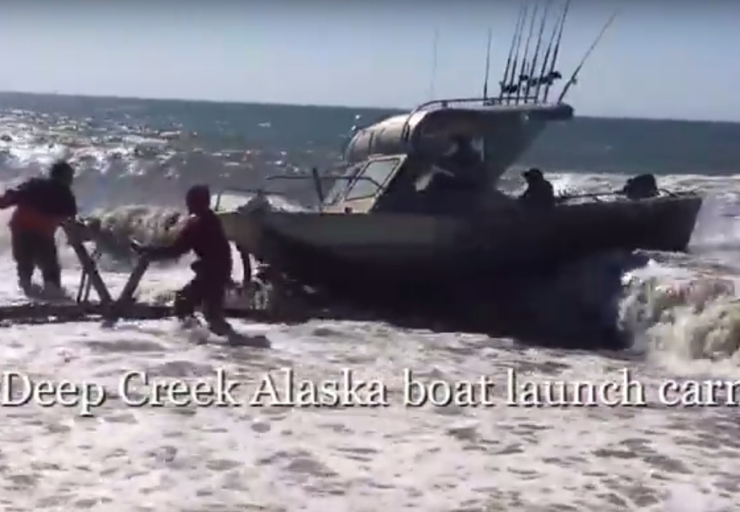 Boat launch problems 7-22-16