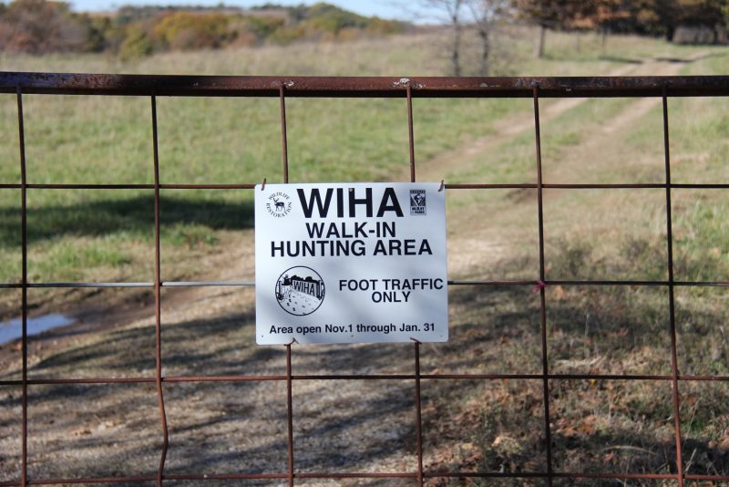 Programs that allow hunters to access private land have been growing in number and offer some fine opportunities for hunting that wouldn't be possible except for willing landowners.