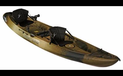 Ocean 2 up kayak 7-25-16