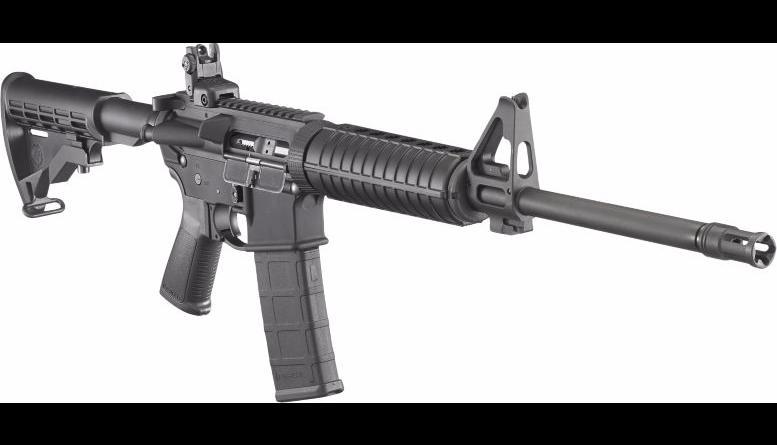 Ruger AR-15 7-26-16
