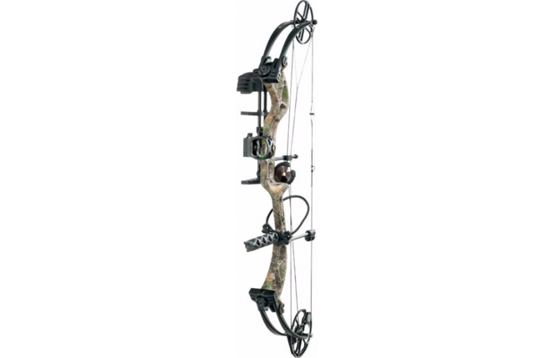 Bear Wild bow package