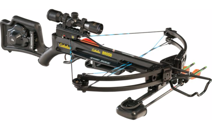Cabela's Brood ACU52 Small-Frame Crossbow Package
